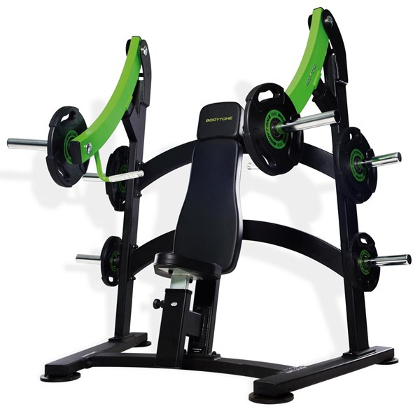 Bild von BODYTONE SOLID ROCK - Incline Chest Press