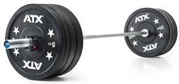 Bild von ATX® Weight Lifting Gym Bumper-Set - 120 kg - Vorteilspaket!