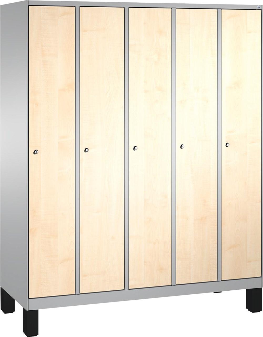 Geräumig Garderobenschrank Groß Das Beste Von Bild Von Einteilig, 5 Fach S3000 Evolo