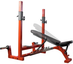 Bild von Watson Adjustable Olympic Bench