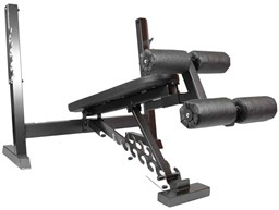 Bild von Watson Adjustable Olympic Decline Bench