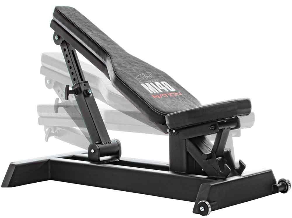 JK Sportvertrieb Profi Shop. Watson Adjustable Pakulski Bench zum ...
