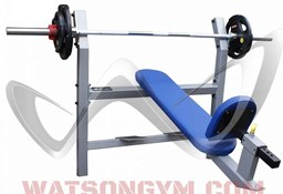 Bild von Watson Olympic Incline Bench