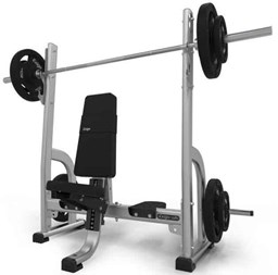Bild von Exigo Olympic Shoulder Press Bench Model 2018