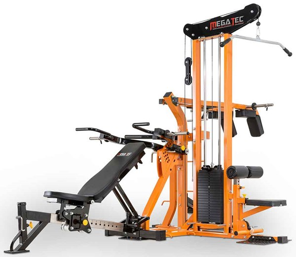 Bild von MegaTec MULTIPLEX Workout Station