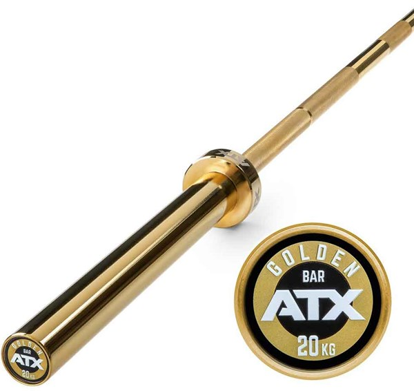 Bild von ATX - The Golden - Powerlifting Bar
