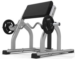 Bild von Exigo Seated Preacher Curl Bench Model 2018