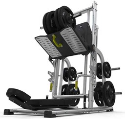 Bild von Exigo Vertical Leg Press Model 2018
