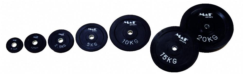 jk sportvertrieb profi shop gummi hantelscheiben f r 30. Black Bedroom Furniture Sets. Home Design Ideas