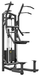 Bild von UpForm F-line - Assisted Chin / Dip Station