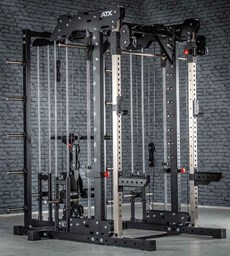 Bild von ATX® - Smith Cable Rack 760 - Komplettset - Plate Load