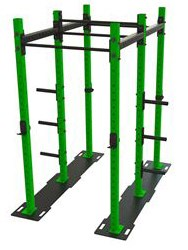 Bild für Kategorie OUTDOOR POWER CAGE AND SQUAT RACKS