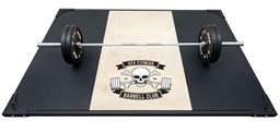 Bild von ATX® Weight Lifting Platform - Shock Absorption-System - ATX® Barbell Club