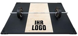 Bild von Weight Lifting Platform - Shock Absorption-System - Customer Logo